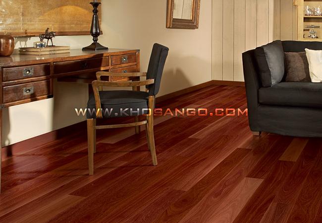 Sàn gỗ với đa dạng màu sắc vân gỗ cho nhiều sự lựa chọn