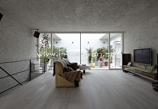 Sàn gỗ vật liệu lót sàn sang trọng