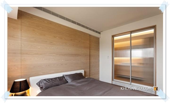 Lamri sàn gỗ công nghiệp cho phòng ngủ