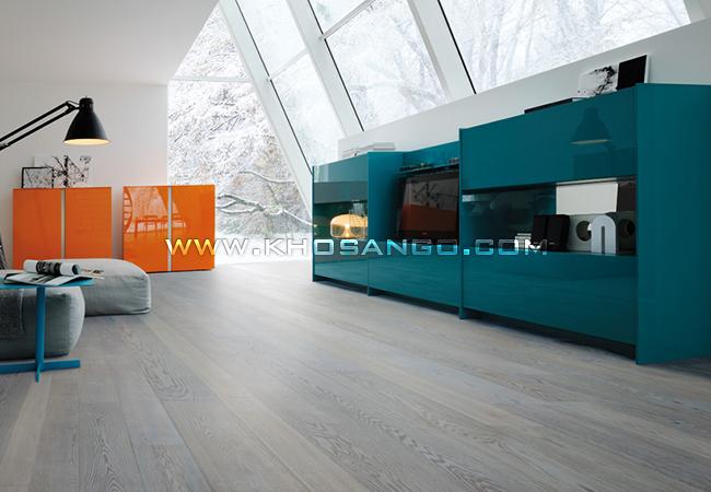 Sàn gỗ nét đặc trưng sang trọng trong thiết kế