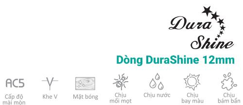 Dòng DuraShine 12mm inovar